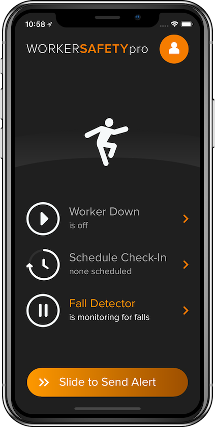 WorkerSafety Pro iOS Application
